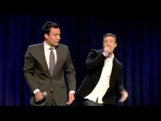 FOR YOU JEANETTE!  This is part 2 & 3. The History of Rap - Jimmy Fallon Justin Timberlake - YouTube