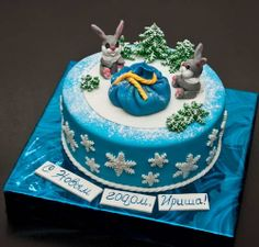 Christmas Cake,Winter Cake