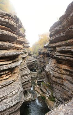 Canyon Throat - Rosomačka River,  #Serbia