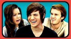 #YouTube Stars #Funny Reaction To Rejected #Cartoon