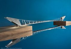 Bergen Bridge – Zero Energy Draw Bridge Model | Robert Guyser | Design & Development