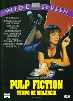 Pulp Fiction – Tempo de Violência (1994) Diretor: Quentin Tarantino