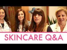 Shiri Appleby and I visit Murad for skin tips, facials and fun!