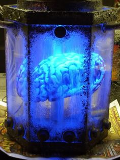 The Mad Lab tutorial brain experiment