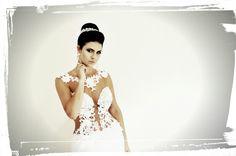 Linda modelo Ro Klim _ fotografia by Cristiano Alessandro / maquiagem - Alessandra Cristina / cabelo - Junior Borges. / vestido by Atelie Cristiano Alessandro