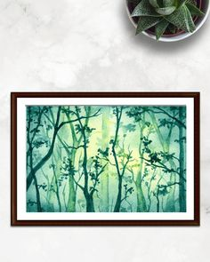 Your place to buy and sell all things handmade Watercolor Paper, Watercolor Paintings, Forest Path, Art Prints For Sale, Dungeons And Dragons, All Art, Find Art, Note Cards, Giclee Print