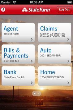 State Farm® Pocket Agent Mobile App - All Platforms