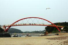꽃지 해변, 태안, 대한민국 (Kkotji Beach, Taean, South Korea)