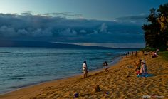 Ka'anapali Sunset | The Design Foundry by thedesignfoundry, via Flickr