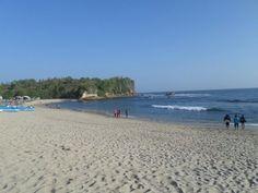 Tambakrejo Beach, Blitar, Indonesia