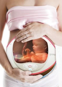 PreVue Pregnancy eTextile Device Lets Mothers See Their Baby Grow..... Too cool, had to share!