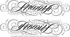 Serenity and Strength.... the keys to my life... April 28th Tattoo :)