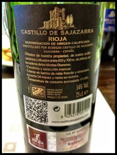 El Alma del Vino.: Bodegas Castillo de Sajazarra Reserva 2008 / Segunda cata.