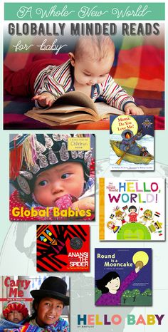 Multicultural baby books featuring a wide array of diverse characters will help educate your baby about the wider world. Love Me Do, Baby Books, Baby List, Open Minded, Baby Learning, How To Introduce Yourself, Your Child, Book Worms, Little Ones