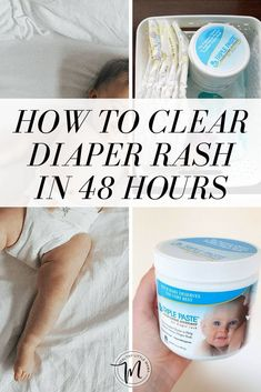 How these simple remedies got rid of stubborn baby diaper rash in 48 hours with our 4 week old. Quick, easy diaper rash remedies for the mom hack win Diaper Rash Remedy, Baby Diaper Rash, Diaper Bag, Rashes Remedies, Breastfeeding And Pumping, Baby Hacks, Mom Hacks, Baby Supplies, Baby Health