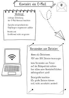 Sketchnote Kontakt Via Mail Unterrichtsmaterial In Den Fachern Deutsch Informatik Itg Lernen Tipps Schule Skizze Notizen Deutsch Unterricht