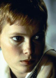 Mia Farrowon the set of Rosemary's Baby (1968, dir. Roman Polanski)