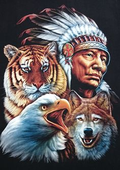 Buy Native American Hunting DIY Full Diamond Embroidery Painting Indians Life Cross Stitch Craft Home Wall Decor Animal Tiger Wolf Painting at Wish - Shopping Made Fun Diamond Drawing, 5d Diamond Painting, Diamond Art, Indian Diy, Indian Animals, Native American Artwork, Mosaic Pictures, Nativity, Lion Sculpture