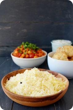 Frl. Moonstruck kocht!: Safran-Gewürz-Reis