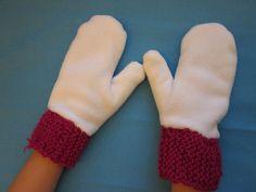 Maikkulan käsityöblogi: 4 luokan neuletöitä