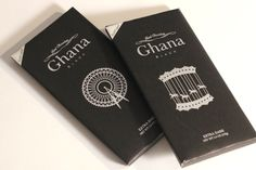 Lotte Ghana Chocolate Promotion Branding Project by Goeun Lee, via Behance