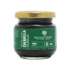 kauppa.ruohonjuuri.fi - chlorella-hunaja, 6,95e /prk (125 ml)