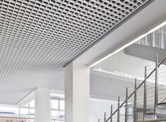 Metal Ceilings | Metal Ceiling Tile from Armstrong | Armstrong Bhutan