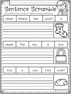 4 Worksheets Compound Words All Mixed Up The Ultimate Phonics Supplement BUNDLE √ Worksheets Compound Words All Mixed Up . 4 Worksheets Compound Words All Mixed Up . Worksheet Ideas Year English Worksheets Template Graphic in 1st Grade Writing Worksheets, English Worksheets For Kids, First Grade Writing, School Worksheets, Kindergarten Writing, Teaching Writing, Preschool Learning, Kindergarten Worksheets, Literacy