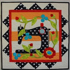 pat sloan lets go sew straight line quilting   by quilterpatsloan   link to free pattern
