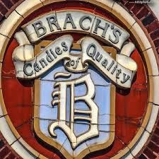 From the old Brach's candy factory in Chicago, now abandoned