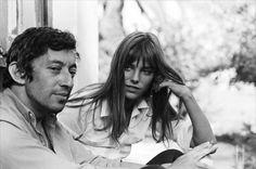 theimpossiblecool:Serge & Jane.