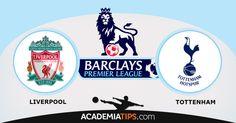 Liverpool vs Tottenham: O Liverpool recebe em Anfield Road o Tottenham e é a entrada no top cinco da classificação que está em jogo. A equipa da casa não...  http://academiadetips.com/equipa/prognostico-liverpool-vs-tottenham-premier-league/