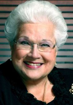 Opera singer Marilyn Horne, MY PERSONAL FAVORITE. ALONG WITH JOAN SUTHERLAND.