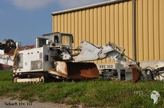 Mining Equipment, Heavy Equipment, Drilling Rig, Dump Trucks, Shed, Outdoor Structures, Construction, Mechanical Engineering, Baggers