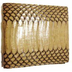 85a07484d CHRIS - Cobra Wallet - 100% Handmade Genuine Cobra Snake Skin Leather Men's  Wallet Genuine