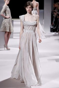 À Moda (da Beca): Suspiros - Elie Saab Spring 2011 Couture