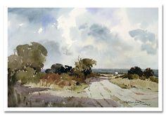 James Fletcher-Watson - Watercolour artist, paintings and art prints