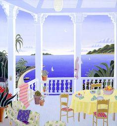 Tropical Evening, Thomas McKnight