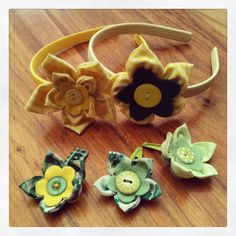 Hair Bands and Hair Clips
