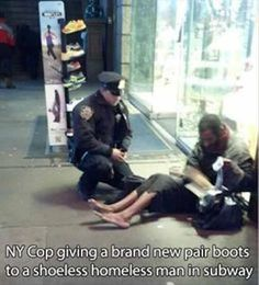 NYPD Restore Your Faith In Humanity