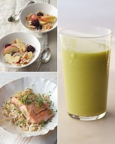 Ten recipes to ease into the detox. Double some of the recipes so you a full week's worth of meals.