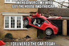 Divorce Humor.