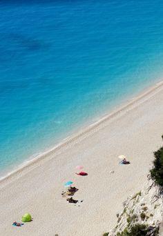 Egremni beach Exotic Beaches, Greek Islands, More Photos, Greece, Water, Outdoor, Beautiful, Greek Isles, Greece Country