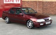 Ford Rs, Car Ford, Classic Cars British, Ford Sierra, Ford Escort, Alfa Romeo, Sapphire, Vehicles, Pictures
