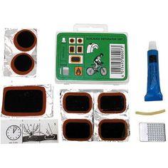 Bike Tire Repair Kit, Multicolor