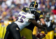 d0c40ac32 Yea T-Sizzle!! Take him down!!  P Baltimore Ravens