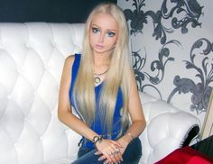 'Human Barbie' Valeria Lukyanova Allegedly Attacked Outside Her Home