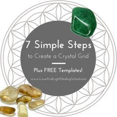 7 Simple Steps to Create a Crystal Grid