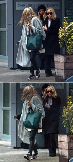 Olsens Anonymous: MKA: OUT IN NEW YORK CITY