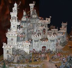 Back to the Dungeon!: Diorama Fantasy Idea
